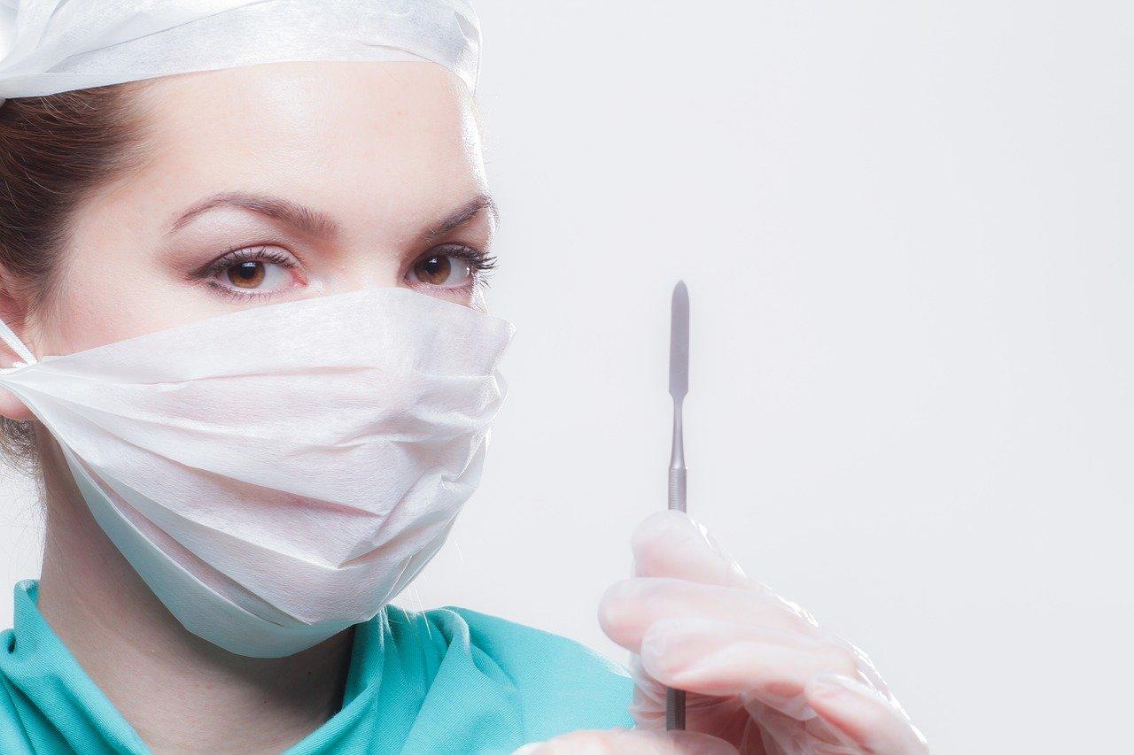 ginekolog usunięcie polipa